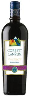 Corbett Canyon Pinot Noir 1.50l - Case of 6